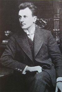 Wilhelm Hausenstein um 1906