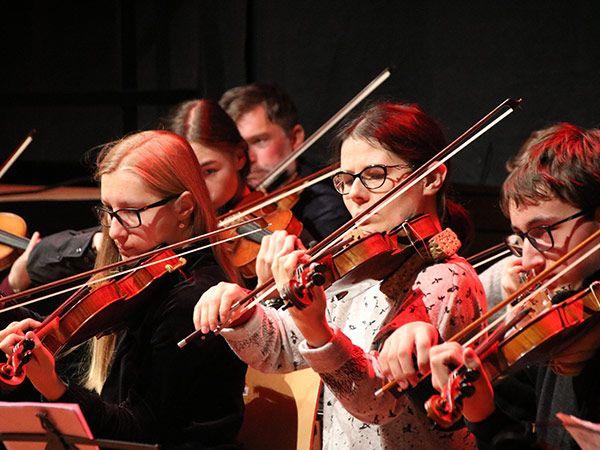 Orchester-Wilhelm-Hausenstein-Gymnasium